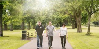 a little walk can extend your life
