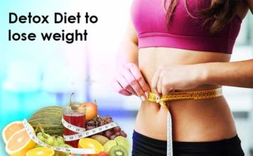 Detox Diet to lose weight
