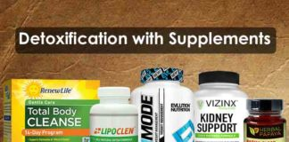 Detoxification with Supplements