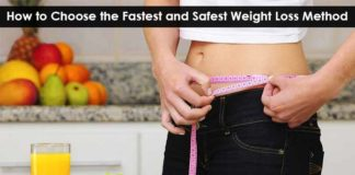 How to Choose the Fastest and Safest Weight Loss Method