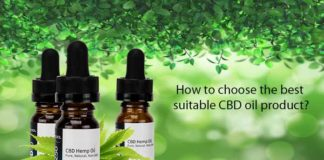 How to choose the best suitable CBD oil product?