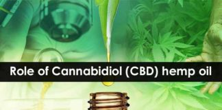 Role of Cannabidiol (CBD) hemp oil