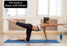 Get back in shape with Pilates