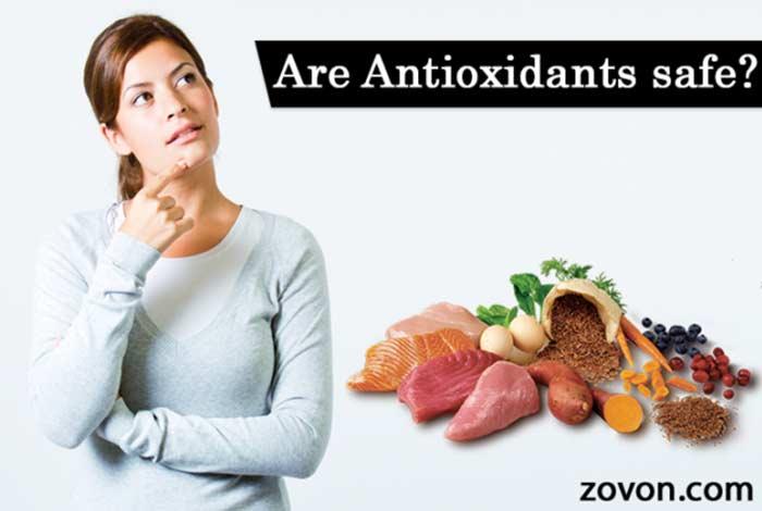 are antioxidants safe the perfect method of usage of antioxidants