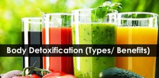 body detoxification methods and benefits