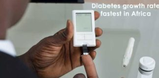 diabetes growth rate fastest in africa