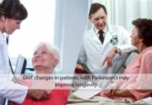 diet changes in patients with parkinsons may improve longevity