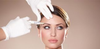 does botox really replenish skin