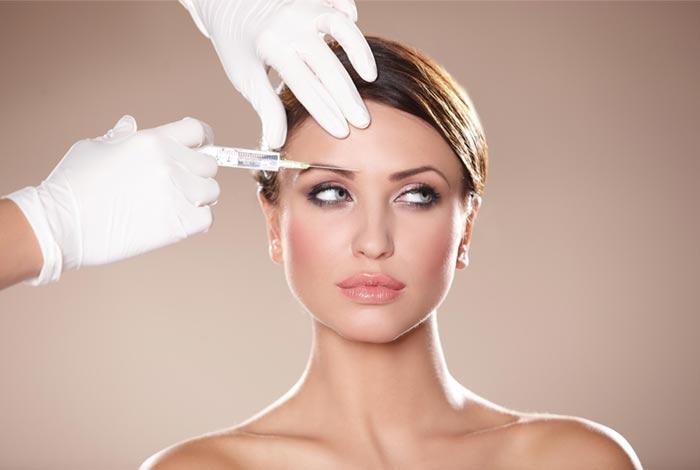 does botox really replenish skin