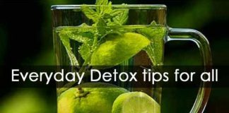 everyday detox tips for all
