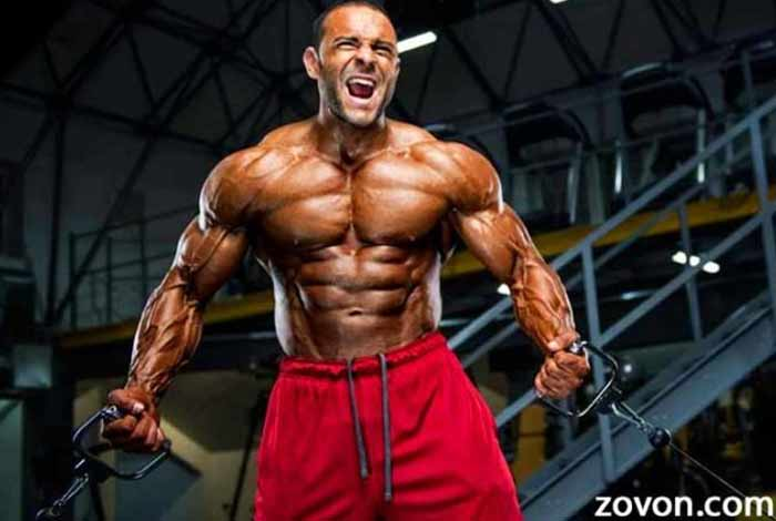 how to create a body building routine the right way