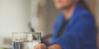 increased water intake lowers risk of uti