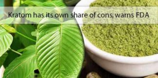 kratom has its own share of cons warns fda