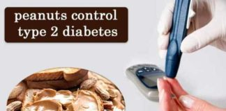 research proves peanuts might control symptoms of type 2 diabetes