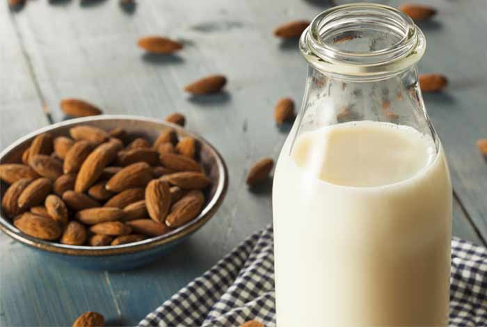 researchers from the university of surrey find milk alternative drinks cause iodine deficiency