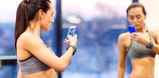 social media can keep you motivated to achieve weight loss goals