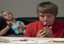 tudy suggests lower future success rate in alcohol and marijuana dependent teens