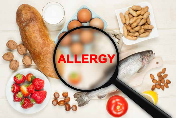 various food allergies may develop in adulthood a recent study says