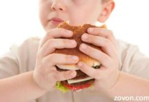 who reports ten times increase in childhood obesity in the last forty years