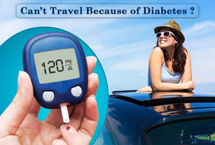Can't Travel Because of Diabetes? Tips by Dr. Oz to Help You