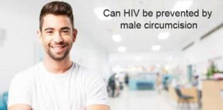 can hiv be prevented by male circumcision