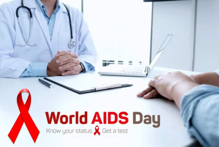 free testing for AIDS on World AIDS Day 2017 by Planned Parenthood