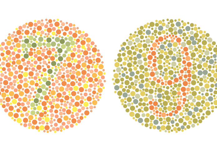 Overview and Facts for Color Blindness