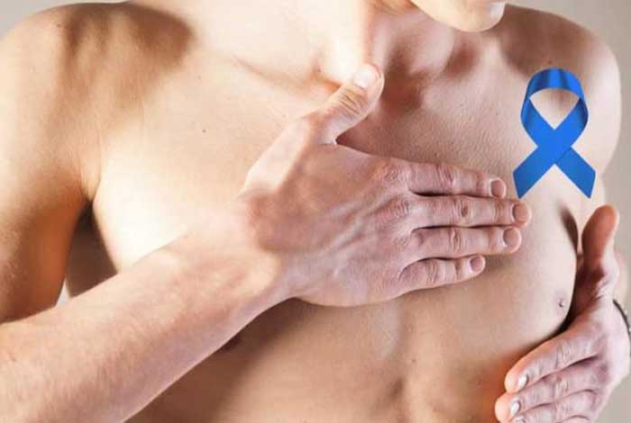 breast cancer in men types symptoms causes and treatment