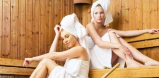 sauna bath can help prevent hypertension and coronary artery disease