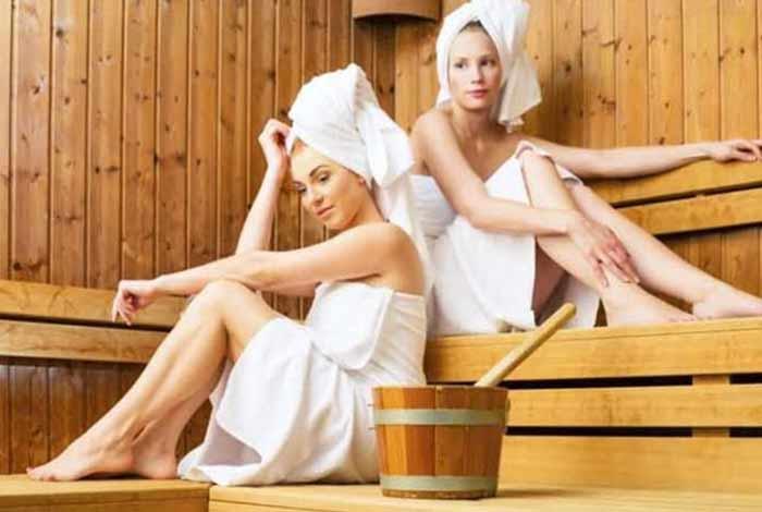 sauna bath can help prevent hypertension and coronary artery disease