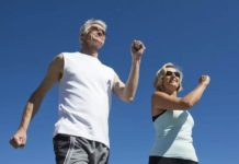 Arm exercise might improve walking ability after stroke