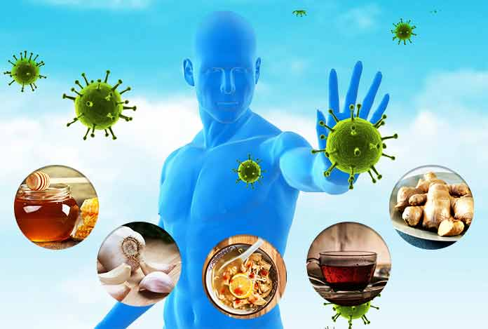 Foods That Can Help Boost Immunity