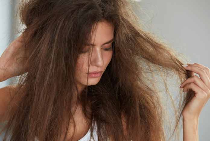 Treat your damaged hair