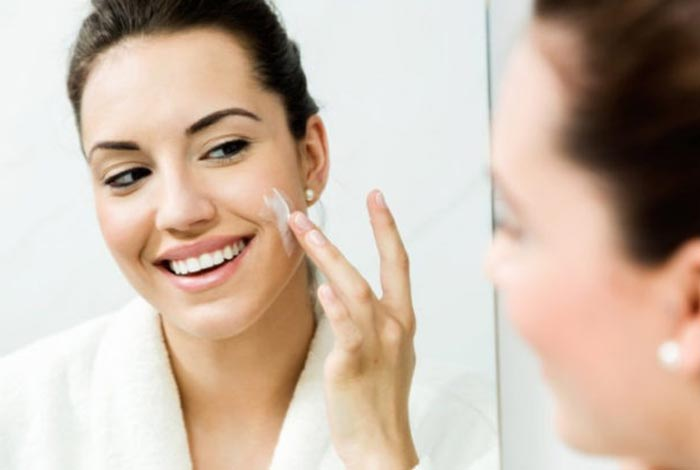 antiwrinkle night moisturizers working & effectiveness