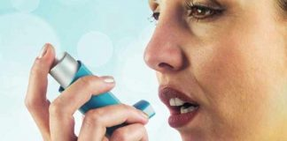 asthma and its most common drug list