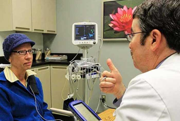 Brain pacemaker can be helpful in slowing down cognitive decline in Alzheimer's patients
