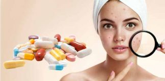 acne and its most common drug list
