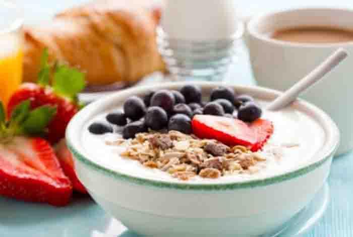 maintain healthy diet