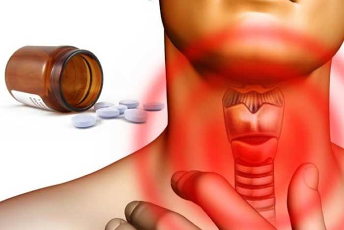 hyperthyroidism and its most common drug list