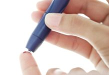 Relation between diabetes and HRT