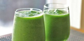 Healthful Aloe Vera Smoothie for Body Detox by Kimberly Snyder