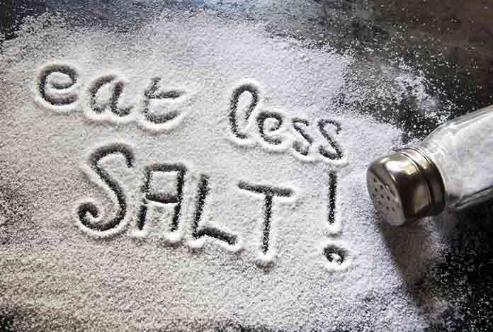 Why You Should Say No to Excess Sodium in Your Diet