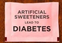 a the truth about artificial sweeteners like sugar these may damage your blood vessels