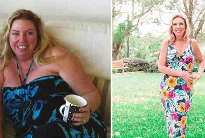 this is how a 57-year-old aussie woman lost 66 pounds