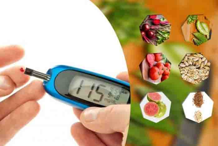 "top six ""super-foods"" to manage diabetes"