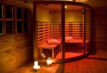 cut your risk of stroke by 60% with regular sauna baths