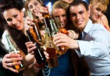 moderate or even low alcohol consumption can ruin your sleep