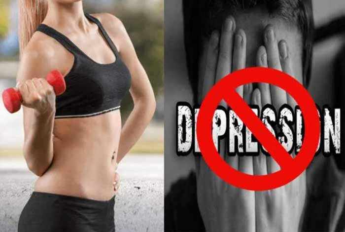 strength training helps fight depression new study suggests