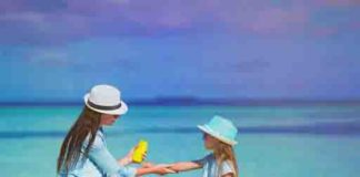 Are Our Sunscreens Really Water Resistant?