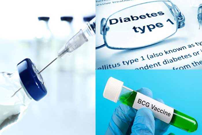 will the bcg vaccine be the new tool to fight diabetes